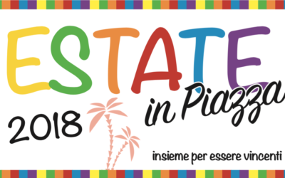 "# Programma estate ""In Piazza"""